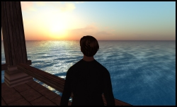 2008 Sunrise in Second Life