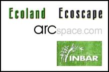 Arcspace Ecoland Inbar Logos