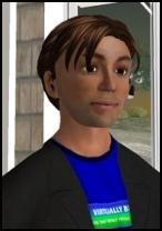 'Benjamin Noble,' Benjamin Duranske's Second Life Avatar