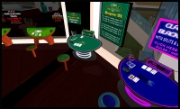 Casino, er, 'Kasino' in Second Life