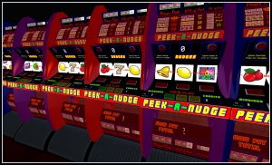 Casino in Second Life - August 10, 2007