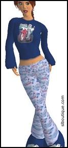 Coca Cola Pajamas at SLBoutique.com