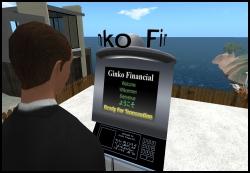 Ginko ATM