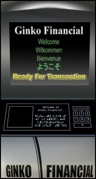 Ginko Financial ATM