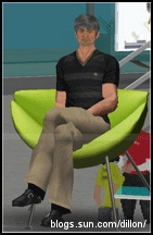 Avatar of Mike Dillon, Sun Microsystems