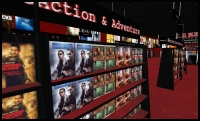 Video Store with Current Hit Movies in Second Life