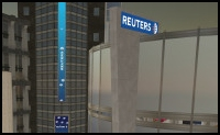 Reuters Second Life Bureau
