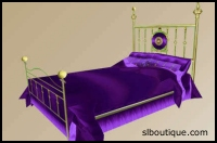 SexGen Bed at SLBoutique.com