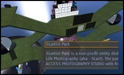SLArtist Park