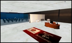 SLBA Offices in Second Life