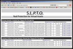 SLPTO Web Interface (from SLPTO.com)