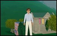 VB Editor Benjamin Duranske's There Avatar 'BenjaminNoble'