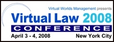 Virtual Law Conference Logo