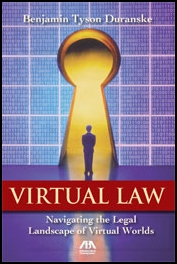 Virtual Law Cover