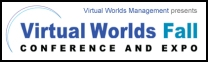 Virtual Worlds 2007 Logo